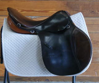 Stubben Siegfried Jumping Saddle Sense Inc